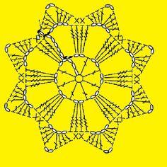 Manualidades y México: Séptima Página: Tutoriales de crochet sencillos y fáciles