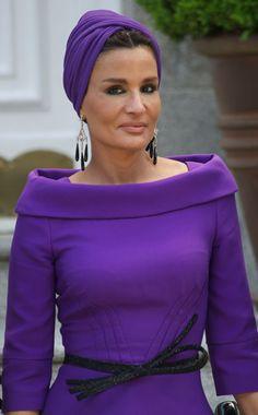 Sheika Mozah