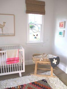 Nursery. Amber Interiors