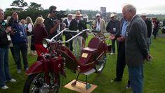 Pebble Beach 2012:  1922 Megola Touring Motorcycle - Jay Leno's Garage (...