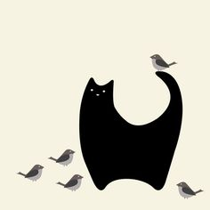 Bird Watching Art Print   Amy Newhouse