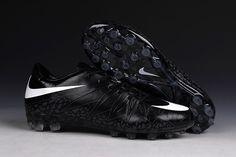 f9ba13ca940 2015 Nike Hypervenom Phantom II AG Soccer Boots black white