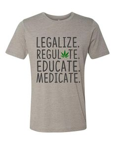 Your global source for the latest marijuana news in Along with the Best CBD products, and a up to date watch on weed legalization. Medical Benefits Of Cannabis, Medical Marijuana, Weed Shirts, Shirt Designs, Mens Tops, T Shirt, Natural, Growing Weed, Weed Edibles