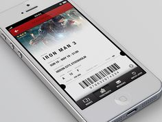 Movie Tickets App
