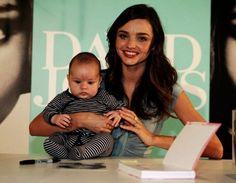 Miranda Kerr & baby Flynn <3