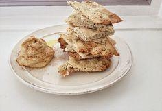 Rosemary Poppy Seed Crackers