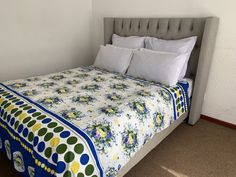 🐕 Big deals! Freesia Duvet Cover - White only at R350.00 Hurry. 100 Cotton Duvet Covers, White Duvet Covers, Duvet Cover Sets, Comforters, Pillow Cases, Blanket, Pillows, Big, Furniture