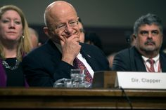 A Senate committee heard from intelligence officials at a hearing on cyberthreats as President-elect Donald J. Trump has continued to question foreign involvement in the election.