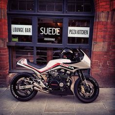 Honda CBX 750 by Lemon Custom Motorcycles.