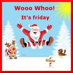 Hey it's Friday!