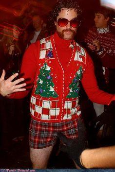 Santa has nothing on me