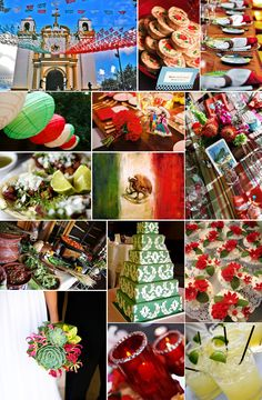 A Mexican Wedding Theme Inspired by Mexico's Independence Day Mexican Wedding Decorations, Mexican Themed Weddings, Wedding Themes, Mexican Party, Mexican Style, Mexican Colors, Mexican Independence Day, Dream Wedding, Wedding Day