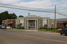 Calhoun County Library  St. Matthews, SC