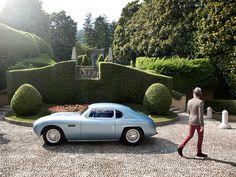 Aston Martin Zagato.