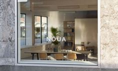 "Check out this @Behance project: ""Nōua"" https://www.behance.net/gallery/58532431/Noua"