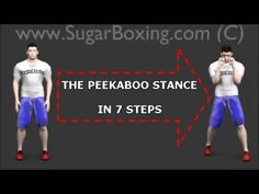 Peekaboo Instructional by SugarBoxing Stance Mma, Boxing Training Workout, Hacking Books, Muay Thai Kicks, Self Defense Techniques, Kickboxing, Weight Loss Program, Martial Arts, Posters