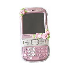Find images and videos about cute, kawaii and phone on We Heart It - the app to get lost in what you love. Estilo Goth Pastel, Cute Rose, Flip Phones, Old Phone, Retro Aesthetic, Gyaru, Toys For Girls, Portable, Ants