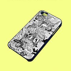 Greenday Doodle Fan Art Phone Case