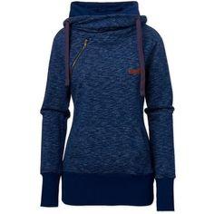 Horseware Edith Wrap Neck Sweatshirt