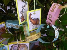 Names of Jesus Paper Chain--
