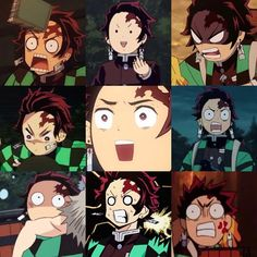 Daily Senpai - Daily Manga & Anime News, Spoilers and Predictions Anime Meme, Manga Anime, Me Anime, Anime Art, Slayer Meme, Demon Slayer, Chibi, Video X, Film D'animation