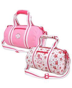 Cute! Converse Kids Bag, Girls Chuck Patch Duffle Bags - Kids Girls 2-6X - Macy's $30.00 #MacysBTS