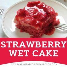 Cake Recipes From Scratch, Cake Mix Recipes, Frosting Recipes, Cheesecake Recipes, Cupcake Recipes, Baking Recipes, Cupcake Cakes, Poke Cakes, Layer Cakes