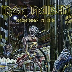 Iron Maiden - Somewhere in Time (1986)