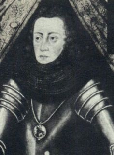 """GEORGE PLANTAGENET, Duke of Clarence, brother of King Edward IV and Richard III. Privately executed by Edward for repeatedly plotting against him. Tradition has it that he was drowned in Malmsey wine. Married to ISABEL NEVILLE, daughter of the """"Kingmaker"""" - Richard Neville - Earl of Warwick. Their 2 children were both executed because they had claims to the throne"""