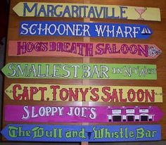 margaritaville party on Pinterest | Tiki Bars, Hawaiian Luau and Faux ...