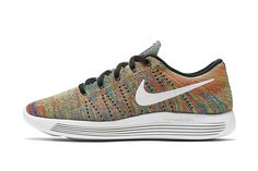 4136b0cf51f Nike s LunarEpic Flyknit Low Gets a Multicolored Makeover