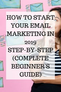 Full article on email marketing The complete beginner's guide. Read it now! Email Marketing Strategy, Social Marketing, Affiliate Marketing, Make Money Blogging, Make Money Online, How To Make Money, Sell Your Business, Online Business, Email Campaign