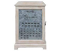 Armário porta-chaves key