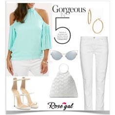 Rosegal- Off Shoulder tops