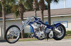 Chica Custom Cycles - Unicorn from Hell Custom Choppers, Custom Motorcycles, Custom Bikes, Custom Cycles, Fat Bike, Motorcycle Art, Cycling Bikes, Lifted Trucks, Motorbikes