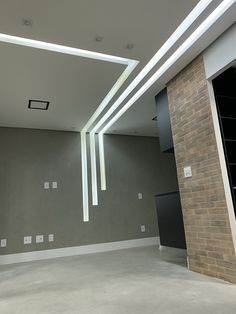 The 8 essential storage of the house! Plaster Ceiling Design, Gypsum Ceiling Design, House Ceiling Design, Ceiling Design Living Room, Bedroom False Ceiling Design, Ceiling Light Design, Ceiling Decor, Wall Design, Living Room Designs