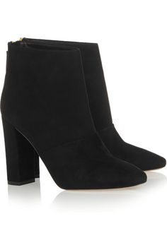 J.Crew | Adele suede ankle boots | NET-A-PORTER.COM