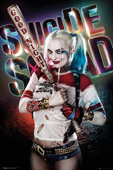 A fantastic poster of Margot Robbie as Harley Quinn from the DC Comics movie Suicide Squad! Check out the rest of our amazing selection of Harley Quinn Arlequina Margot Robbie, Margot Robbie Harley Quinn, Margo Robbie, Deadshot, Joker Cosplay, Tarzan, Harley Quinn Et Le Joker, Harey Quinn, Suicide Squad
