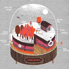 Camiseta 'Sweet'zerland' - Catalogo Camiseteria.com   Camisetas Camiseteria.com - Estampa, camiseta exclusiva. Faça a sua moda!