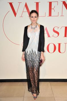 Olivia Palermo in 'The Valentino: Master of Couture