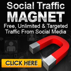 Social Traffic Magnet.FREE Unlimited Targeted Traffic From Social Media. | KevMitch World |Make Money Online & News
