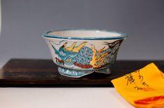 Japanese bonsai pot  by Yuki Shoseki #07173 Dragon