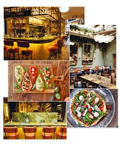 Deux restaurants italiens quali : East Mamma et Ober Mamma