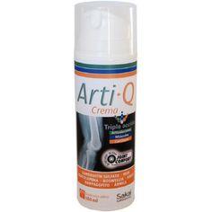 Crema formulada con fitoextractos y sustancias funcionales que aportan alivio de articulaciones, músculos y cartílagos, mejorando la motilidad de la zona.