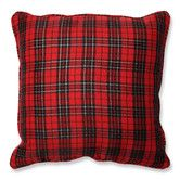 Found it at Wayfair - Holiday Plaid Polyester Throw Pillow