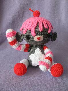 Ice-Cream Bunny Baby - Free Crochet Pattern by Brittany J. Jackson