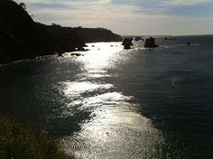 Playa del Silencio, Asturias, Spain (North)