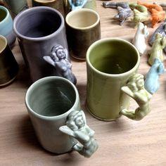Sexy mugs!