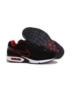 new product dfa1b e41dd Nike Air Max Classic BW Mens Black Red Air Max Classic, Cheap Nike Air Max
