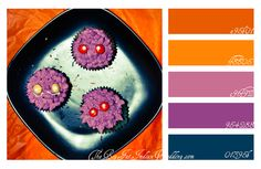 Halloween colors of blacks and oranges are classic, but not the most wedding friendly. Add in a splashes of greens and purples to brighten up the Halloween wedding festivities.